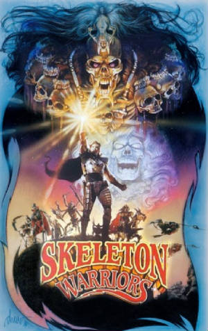 skeleton warriors Drew Struzan Joe Namsinh